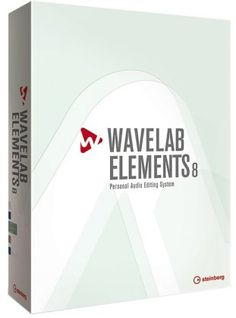 Steinberg WaveLab Elements 8 Mastering and Audio Editing Software: Edit on 3 stereo tracks, clean up your audio with restoration plug-ins, get radio-ready with mastering tools, and burn CDs like a pro with WaveLab Elements.