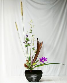Ikebana, Flower Arrangements