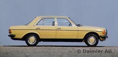 250 / W 123 V 25, 1976 - 1985