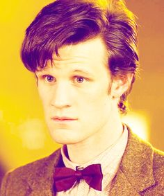 Eleven, Here's my guy, #TheDoctor, can't wait for november!!! -Melissa