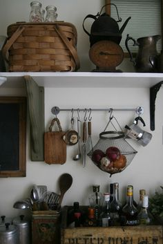 Stuff you need in a Country kitchen..