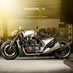 Yamaha VMAX Hyper Modified | Custom Motorcycles & Classic Motorcycles - BikeGlam