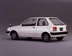 Nissan March 3-door (K10) '1982–86