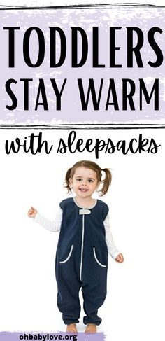 Here's how to keep your toddler warm at night so they stop waking up because they are cold. Sleepsacks don't all stop after the baby stage. These sleepsacks are made with toddlers in mind! Toddler Sleep, Toddler Age, Toddler Playroom, Toddler Lunches, Parenting Toddlers, Sleep Sacks, Potty Training, Toddler Activities, Stay Warm