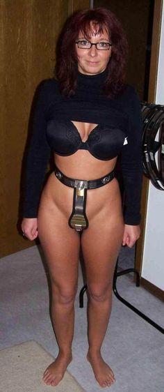 Blond women using massive dildos