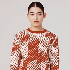 """Mass customisation """"can be the future of fashion,"""" says Knyttan co-founder.   Customers can create bespoke knitwear at the company's """"factory of the future"""" and claims mass customisation is transforming the role of designers."""