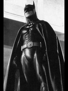 Michael Keaton as Batman Batman Artwork, Batman Wallpaper, Batgirl, Catwoman, Geeks, Michael Keaton Batman, Batman Returns 1992, Ben Affleck Batman, Fictional Heroes