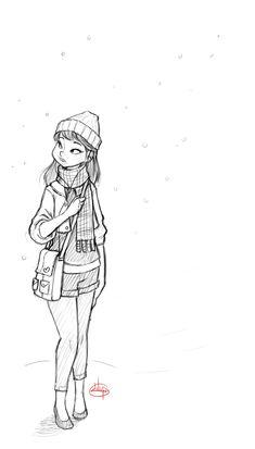 Girl A Day 11 by LuigiL.deviantart.com on @deviantART