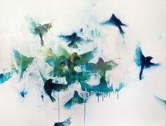 EL IMPULSO | Oil on canvas, 89x116 cm. | @maria_alvarez_e | www.mariaalvarezestevez.com