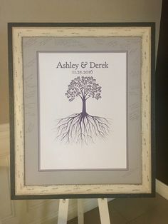 Creative guest book that you can use as decor in your new home! #wedding #guestbook #frame #manchestercountryclub #manchester_cc