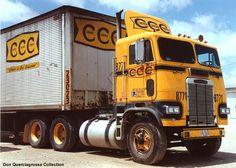 Mack Trucks, Semi Trucks, Old Trucks, Freight Transport, Truck Transport, Model Truck Kits, Freightliner Trucks, Semi Trailer, Good Ole