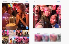 New: Share Up to 10 Photos and Videos in One Post