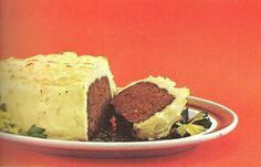 Fresh Potato Frosted Meatloaf (The Ground Beef Cookbook, Southern Living, 1972)