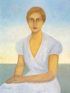 Tarsila do Amaral - auto retrato, 1937