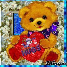 Good Morning Hug, Cute Good Morning Quotes, Cute Good Night, Good Night Image, Beautiful Love Pictures, Beautiful Gif, Cute Baby Bunnies, Cute Teddy Bears, Happy Birthday Kitten