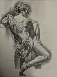 Sabin Howard Sculpture: Daniel Maidman's New Article on Sabin Howard Figure Drawings