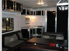 Livin Lite Axxess Toy Hauler Travel Trailers