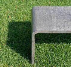 Italcementi cement bench