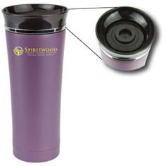 D760PM 14oz double walled stainless steel tumbler 360 degree drinking area Vacuum sealed to preserve freshness Padded base for maximum stability Curved lid for ease of use Ideal for hot and cold beverages Includes a tea bag hanger to control the strength of your beverage Available in: Blue, Matte Black, Silver, Plum, Teal and Red Matte Black, Black Silver, Cold Drinks, Beverages, Holiday Drinkware, Bag Hanger, Preserves, Stability, Plum