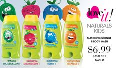 AVON - Naturals for Kids. It's the best 'folks. Available at www.youravon.com/lindalamarca Click to buy now!
