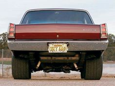 '68 Plymouth Valiant