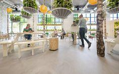 office interior 'T PARK / CUBE Architecten