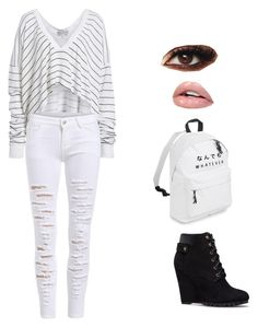 Untitled #1 by irinna-miu on Polyvore featuring polyvore, fashion, style, Wildfox and clothing
