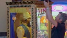 Our client create this video of their promotion for the upcoming movie anniversary. Awesome usage of the headset to draw people in and the custom fortunes! #Zoltar #EventProfs #MarketingIdeas #CarnivalGames