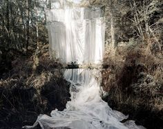 Noémie Goudal, Cascade, 2009, from series Lovers