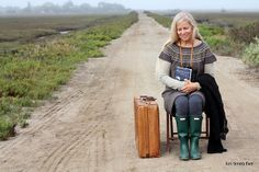 Ravelry: Lori's Bressay and Hap for Shetland