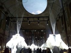 """""""La camicia bianca secondo me"""" - Gianfranco Ferré - Mostra a Palazzo Reale, Milano"""