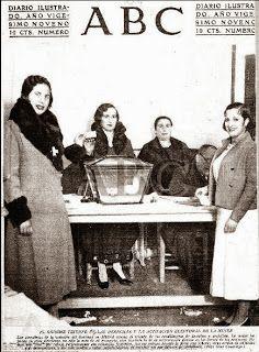 Ochenta años del sufragio femenino en España: Memoria y olvido