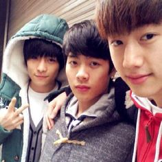 Predebut Jackson And Mark Of Got7 Pictures