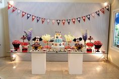 Festa do Mickey marinheiro!!!