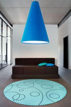 Hey-Light combinato con tappeto Stamp