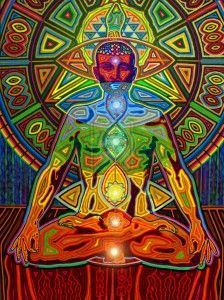 Kundalini is the ancient Sanskrit name for the primal life force that animates all living beings. The activation of this energy, also known as Holy Spirit, Chi or Prana, initiates the process of sp… Chakra Art, Chakra Healing, Chakra Meditation, Kundalini Yoga, Chakra Painting, Heart Chakra, Body Painting, Tantra, Art Visionnaire