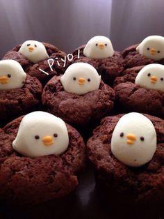 ひよこのカップケーキ by マシュマロぴよこ [クックパッド] 簡単おいしいみんなのレシピが259万品