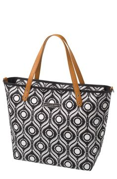 Petunia Pickle Bottom 'Downtown' Glazed Canvas Tote available at #Nordstrom