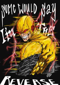 Eobard Thawne-Reverse Flash by DSirPenguin.deviantart.com on @DeviantArt
