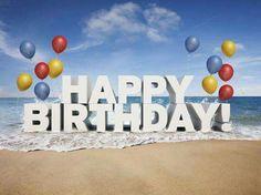 Beach Birthday …