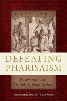 Defeating Pharisaism: Recovering Jesus' Disciple-Making Method, http://www.amazon.com/dp/0830856331/ref=cm_sw_r_pi_awdm_DWvpvb02W2CSR