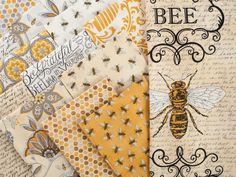 Moda Bee Creative by Deb Strain Precut Fabric