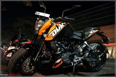 new KTM duke 200 most intrusting thing to know about it