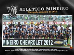Campeão Mineiro de 2012 ♥