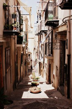 Cefalu, Sicily by Monica Forss, via Flickr