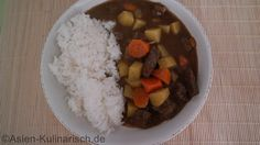 Japanisches Curry
