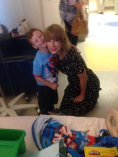 Taylor at Boston Children's Hospital 8/3/14