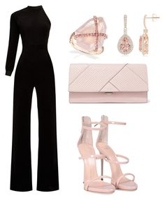 Untitled #16 by yuliciawilson on Polyvore featuring polyvore, fashion, style, Vetements, Giuseppe Zanotti, Michael Kors and clothing