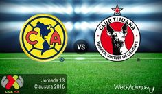 América vs Tijuana, Torneo Clausura 2016 ¡En vivo por internet! - https://webadictos.com/2016/04/09/america-vs-tijuana-clausura-2016/?utm_source=PN&utm_medium=Pinterest&utm_campaign=PN%2Bposts