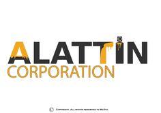 Alattin Corp. Logo Design, Graphic Design, Logos, The Body, Logo, Visual Communication
